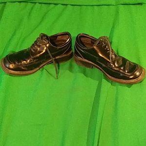 Kenneth Cole reaction boys 13.5 oxford dress shoes